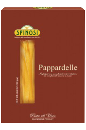 Pappardelle Spinosi 250g